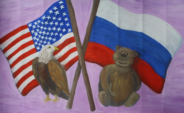 Image result for USA rUSSIA FRIENDSHIP